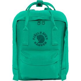 Fjällräven Re-Kånken Mini Backpack Barn emerald